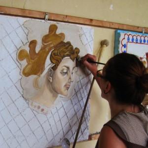 SGPS 2011-07 Painting W -S. 11