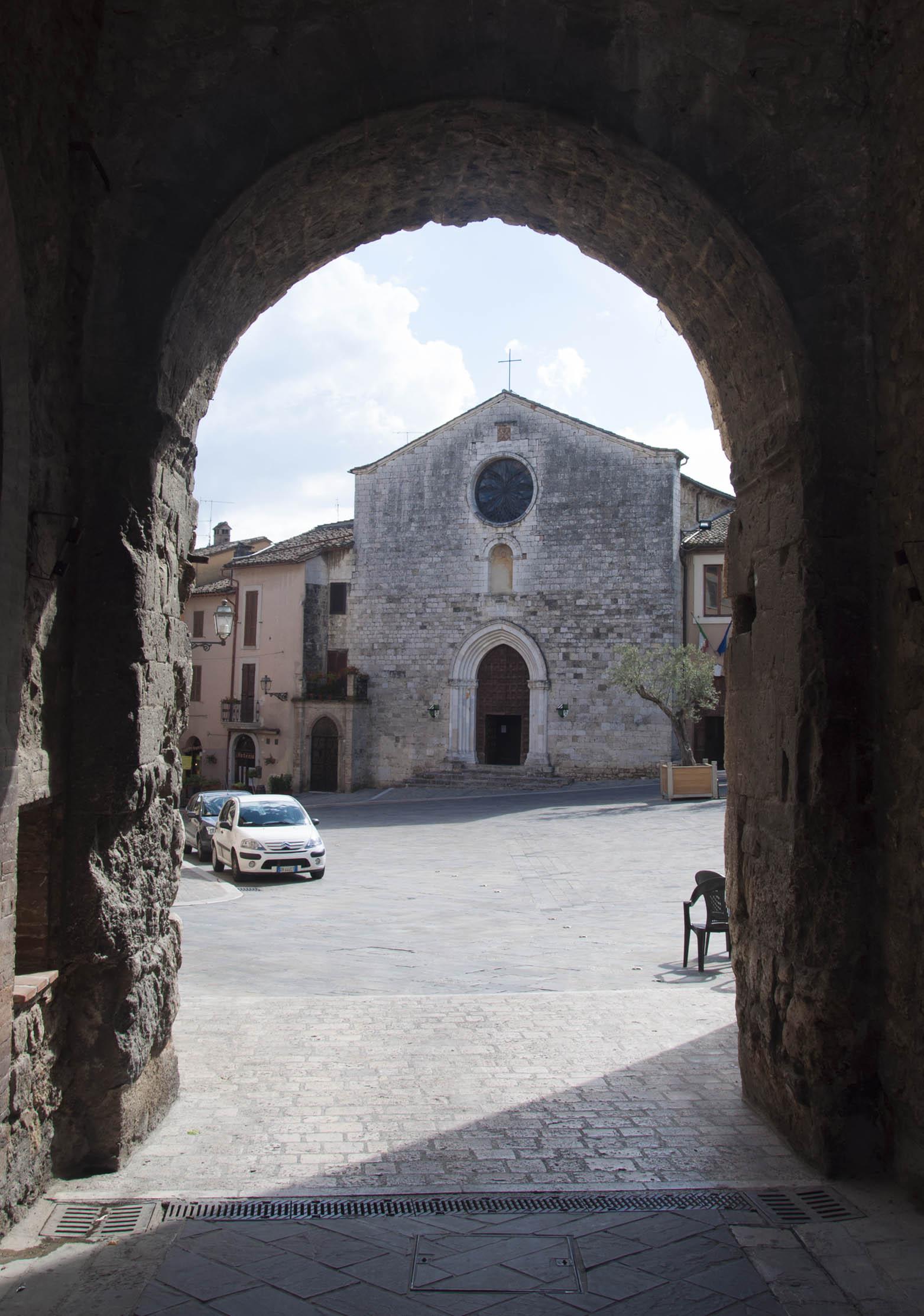 Chiesa San Francesco - San Gemini