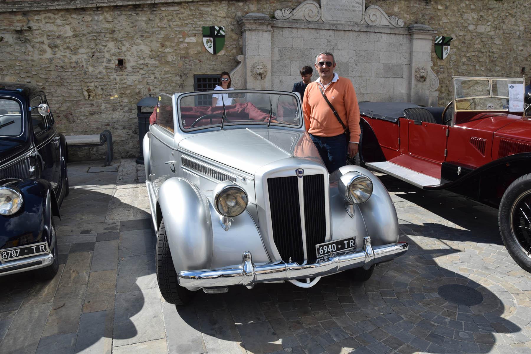 Antique Lancia, San Gemini
