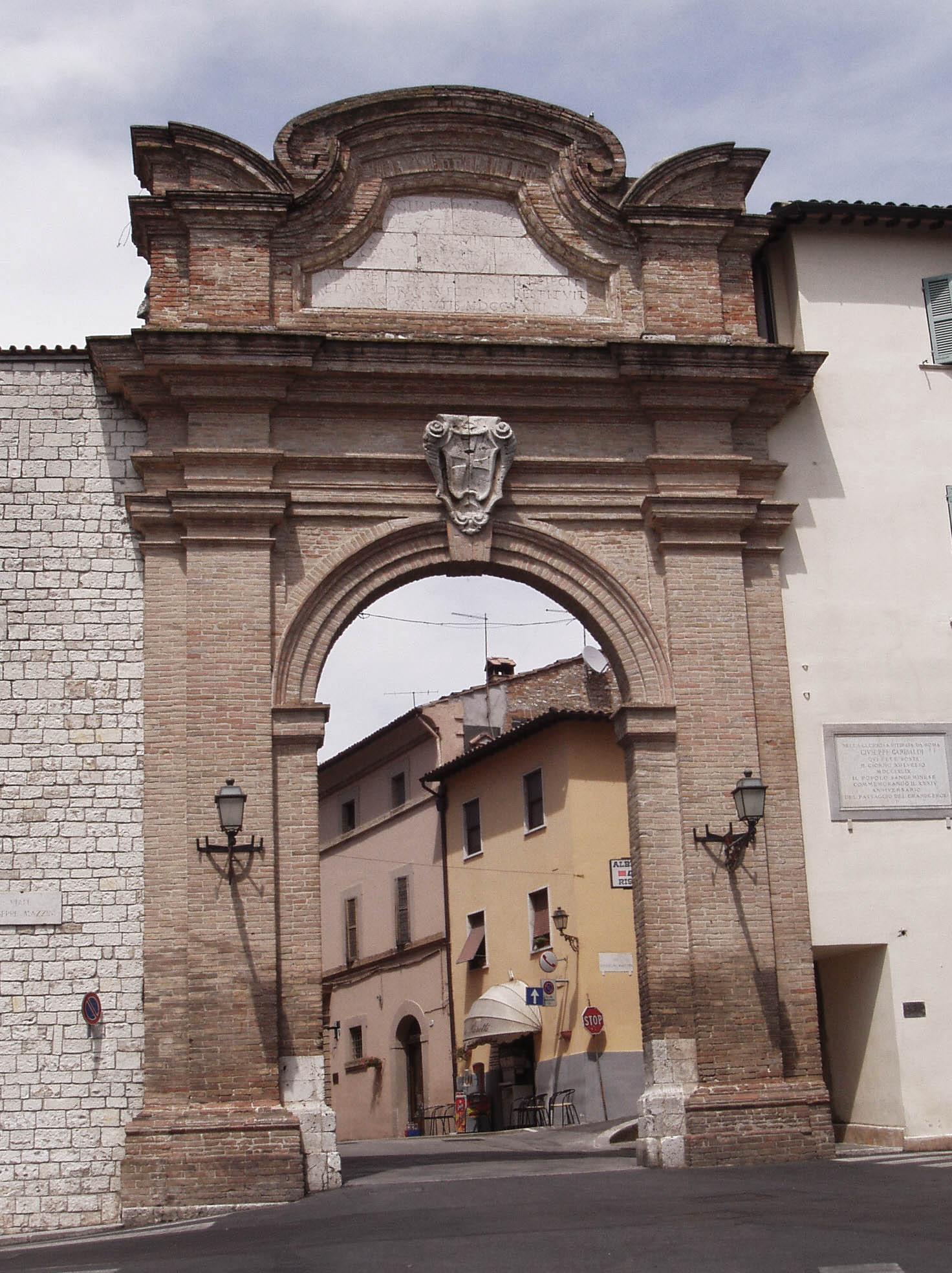 Porta Romana, San Gemini