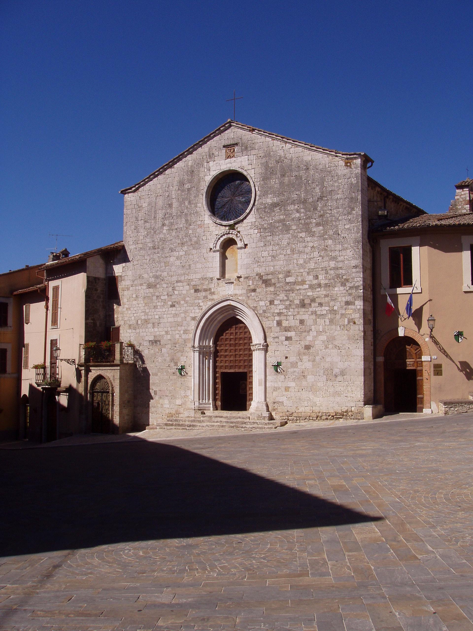 Chuesh of San Francesco, San Gemini
