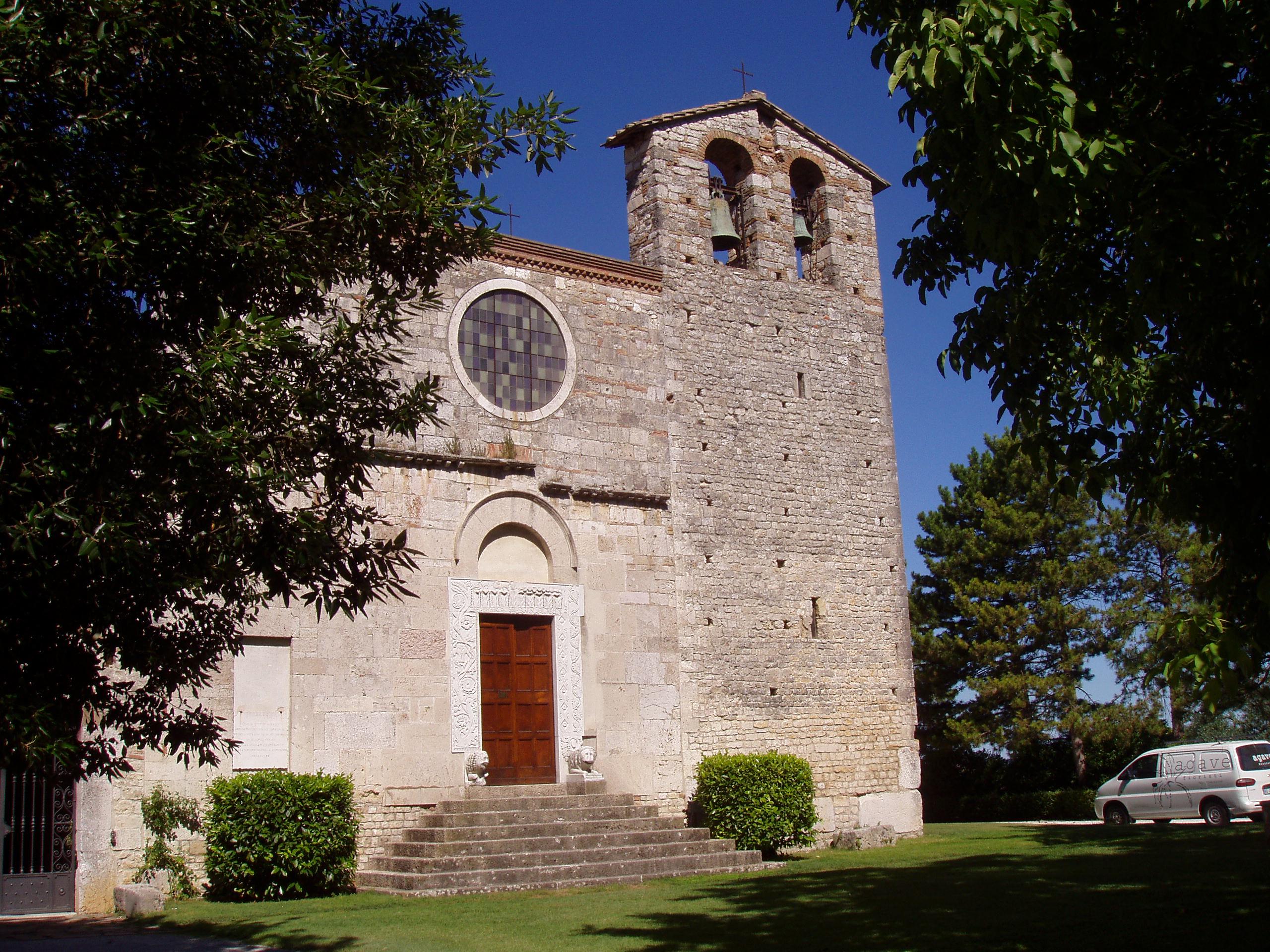 San Nicolo, San Gemini